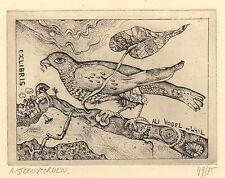 Ex Libris Ab Steenvoorden : Ali Vogel de Waal (49/75)