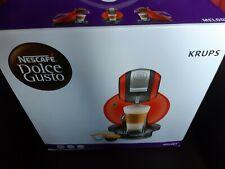 Machine A Café Nescafe Dolce Gusto Melody Couleur Rouge