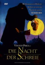 From a Whisper to a Scream , 100% uncut , new and sealed , Nacht der Schreie