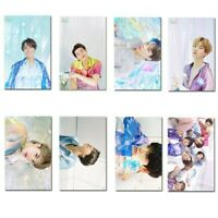 K-Pop 8x Transparent Photocards BTS Bangtan Boys NEW! Korea Import! #3