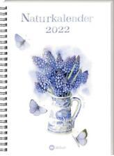 Naturkalender 2022 von Marjolein Bastin (2021, Calendar)