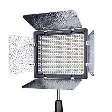 YN-300III 3200K-5500K LED Luz de vídeo para Nikon D7100 D800 D700 D3100 D7000 D300