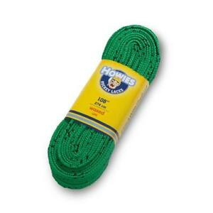 "Howies Royal Dark Green 84"" Ice Hockey Waxed Skate Laces Street Inline Roller"