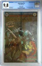 Teen Titans 12 Foil CGC 9.8 1st Batman Who Laughs