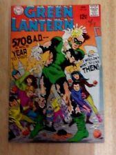 GREEN LANTERN #66 AMAZING VF+ 1969 CGC? 5708 FUTURE ADVENTURE GIL KANE COVER