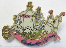 Disney 100 Years of Dreams #93 Cinderella's Coach Pin