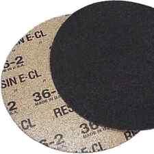 "60 Grit Floor Sanding Discs - 17"" Floor Buffer ""Quicksand"" Sandpaper - 20 Pack"