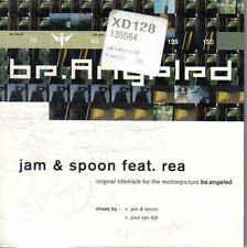 Jam &Spoon-Be Angeled cd single