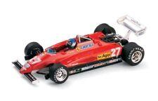 "Ferrari 126C2 #27 P.Tambay ""GP Italia"" 1982 +1 pilot (Brumm 1:43 / R287-CH)"