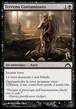 Magic MTG 4X TERRENO CONTAMINATO - GTC - ITALIANO