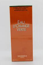 Hermes Eau de Orange Verte 200 ml Refreshing Body Gel NEU/OVP