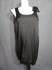 Lane Bryant sleeveless Mini Lined Black Dress Size 14