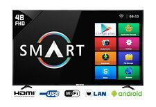 Weston Wel-5100 48inch 122 CM Full HD Smart Led TV- Certified Panel