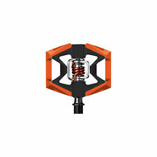 Crank Brothers  Doubleshot Pedals: Orange/Black