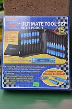Duratrax DTXR0400 15 Piece Ultimate Tool Set with Pouch - NEW