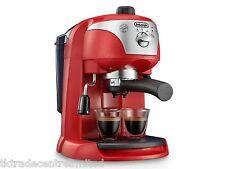 Delonghi ECC221.R Rojo motivo Máquina de café espresso y capuchino