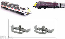 New Genuine Hornby Spares X9564 Class 91 Couplers Couplings & Hooks x2 (pair)