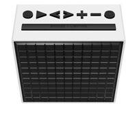 Divoom TimeBox Smart Pixel Art Speaker White Rare