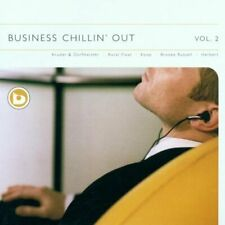 Business Chillin' Out 2 (2001) Shantel, Brooke Russell, Nor Elle, The Han.. [CD]