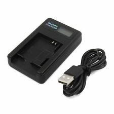 Camera Battery charger Canon NB-4L IXUS 50 55 60 65 70 Powershot SD1000 SD200 UK