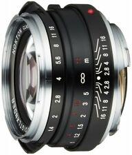 VoightLander single focus lens NOKTON classic 40 mm F1.4 131507 Fast Shipping