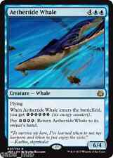 AETHERTIDE WHALE Aether Revolt Magic MTG cards (GH)