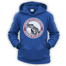 Grow Up Optional MotoCross Kids Hoodie -x9 Colours- Racing Gift Funny Trials
