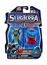 Slugterra, Goon Doc and Forgesmelter Mini Figures
