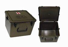 Army baúl plástico caja caja de munición maletín de herramientas pepperkiste Box