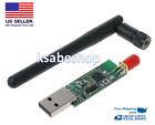 Wireless CC2531 Sniffer Bare Board Packet Protocol 802.15.4 Analyzer Module USB