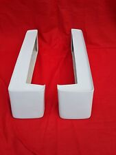 """PleiadesCustomz HARLEY DAVIDSON Touring 4"""" SADDLEBAGS EXTENSIONS Fits 94 and UP"""