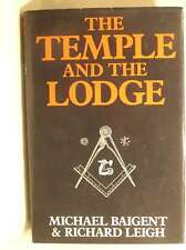 The Temple and the Lodge, Leigh, Richard, Baigent, Michael, Very Good Book
