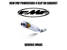 NEW FMF POWERCORE 4 SLIP ON EXHAUST MUFFLER 2006-2009 YAMAHA YZ250F YZ 250F