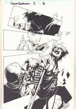 Dark Reign: Sinister Spider-Man #2 p.16 - Eleven - 2009 art by Chris Bachalo