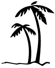 Palm Tree Decal  - Window Sticker Car RV Truck ATV Hunting Outdoor Vinyl Decal