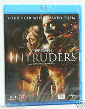 Intruders Blu-ray Region B NEW SEALED