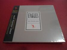 Audiophile New Sealed Eagles Hell Freezes Over Japan Gold CD Geffen GED24928