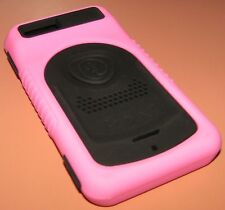 Trident Cyclops2 Hybrid case DROID X/X2 - Milestone X, Pink & Black, screen prtr