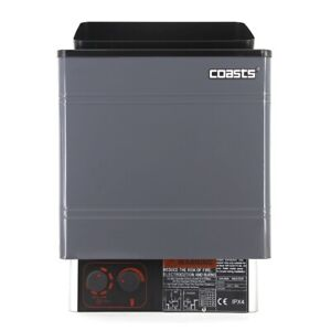 Coasts Sauna Heater 6KW 240V Inner Controller for Spa Sauna Room