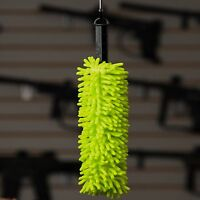 NEW Exalt Paintball Washable Pod Swab/Squeegee Cleaner - Lime Green