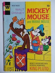 Mickey Mouse (1941) #134 - Fine - Whitman