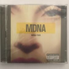 Madonna mdna world tour 2 cd neuf sous blister