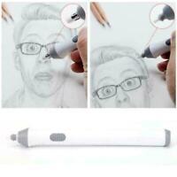 Handliche Elektrische Batteriebetriebene Radiergummi Neu Gummi Out Pen+Refi
