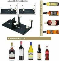 Wine Beer Glass Bottle Cutter Cutting Tool Round & Square Bottle Cutting Machine