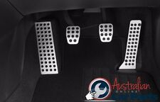 MAZDA CX5 Alloy Sports Pedals Set Manual New Genuine 2012-2015 accessories MT