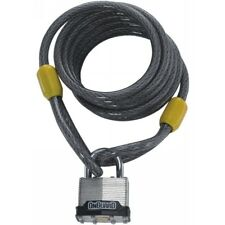 OnGuard 8033 Doberman Cable Key Padlock 8Mm X 6'