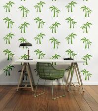 Palm Tree Wall Decal, Beach Wall Decal, Tree Wall Decal, Tropical Decor, Retro