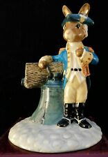 "Royal Doulton Bunnykins Figurine - ""Liberty Bell"" Db257"