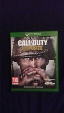 XBOX ONE GAMES Call Of Duty WWII (COD WWII)