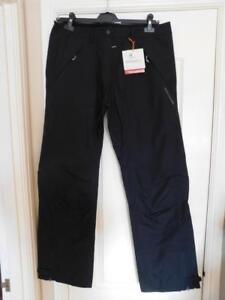 Didrikson Okuda Ladies waterproof over trousers size 18